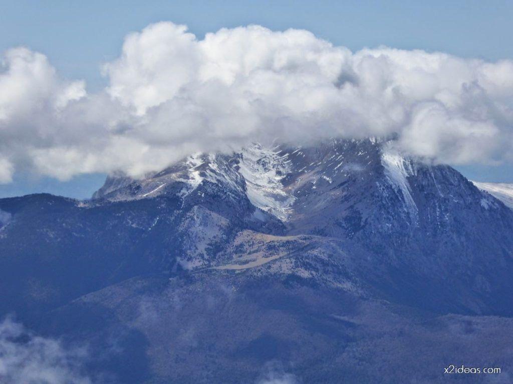 P1100282 1024x768 - Pico Gallinero con nieve polvo, Cerler