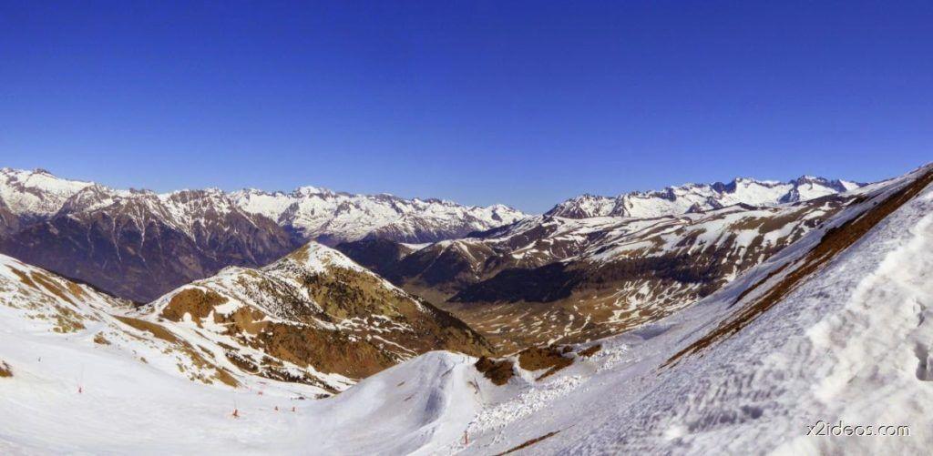 Panorama1 1 1024x501 - La pala que todos vemos desde Gallinero, Cerler.