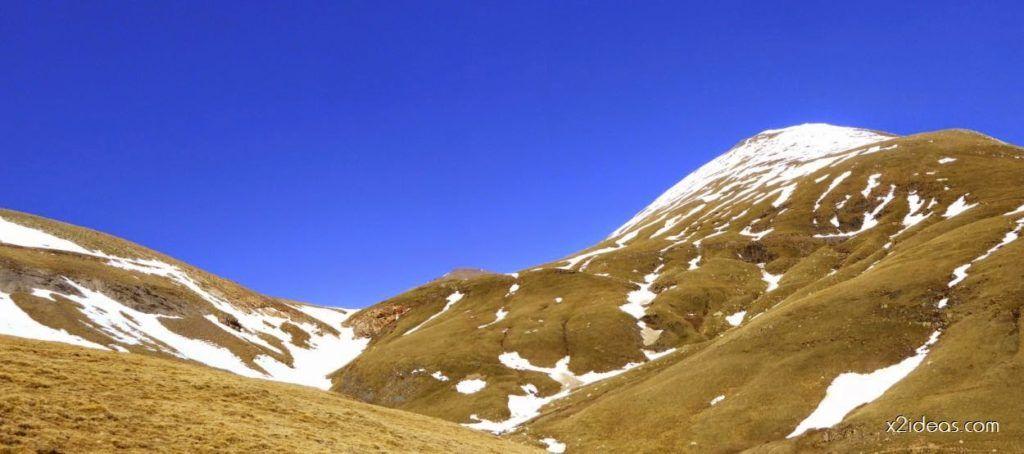 Panorama5 001 1024x454 - La pala que todos vemos desde Gallinero, Cerler.