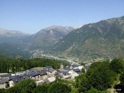 P1140403 - Ya más frescos en el Pirineo.