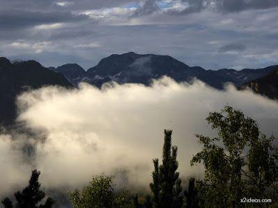 P1150489 - Cuando llueve en el Valle de Benasque. Pirineos.