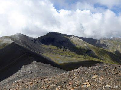 P1150577 - Pico Estibafreda 2702 m. en Cerler, Valle de Benasque (Pirineos)