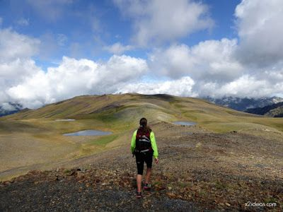 P1150604 - Pico Estibafreda 2702 m. en Cerler, Valle de Benasque (Pirineos)