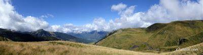 Panorama1 001 1 - Pico Estibafreda 2702 m. en Cerler, Valle de Benasque (Pirineos)