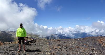 Panorama5 001 - Pico Estibafreda 2702 m. en Cerler, Valle de Benasque (Pirineos)
