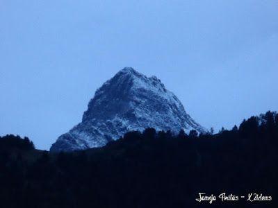 P1160713 - Finaliza septiembre con nevada en las cimas del Valle de Benasque.