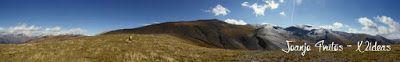 Panorama1 001 1 - Por fin vimos Ballibierna y Culebras, Valle de Benasque.