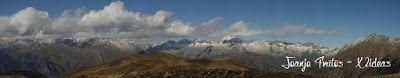 Panorama2 001 1 - Por fin vimos Ballibierna y Culebras, Valle de Benasque.