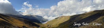 Panorama2 001 2 - Tuca de Royero, paseando por Ardonés (Valle de Benasque)