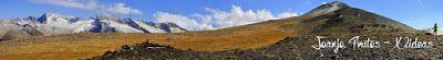 Panorama4 001 1 - Por fin vimos Ballibierna y Culebras, Valle de Benasque.