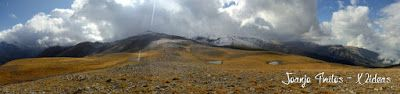 Panorama4 001 2 - Tuca de Royero, paseando por Ardonés (Valle de Benasque)