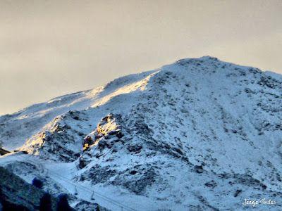 P1170599 fhdr - Segunda nevada de Noviembre en las cimas de Benasque.