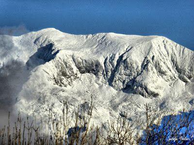 P1170606 fhdr - Segunda nevada de Noviembre en las cimas de Benasque.