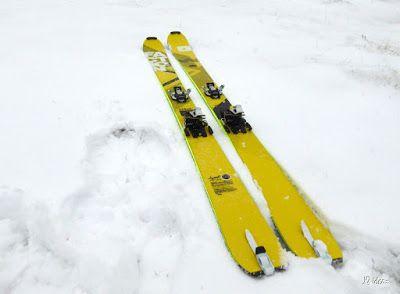 P1180070 - La primera esquiada, La Besurta (Valle de Benasque)