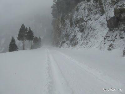 P1180129 - La primera esquiada, La Besurta (Valle de Benasque)