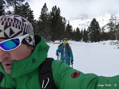 P1180192 - La primera esquiada, La Besurta (Valle de Benasque)