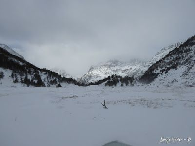 P1180220 - La primera esquiada, La Besurta (Valle de Benasque)