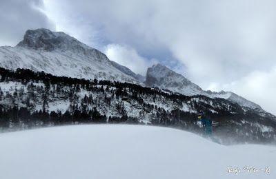 P1180233 - La primera esquiada, La Besurta (Valle de Benasque)