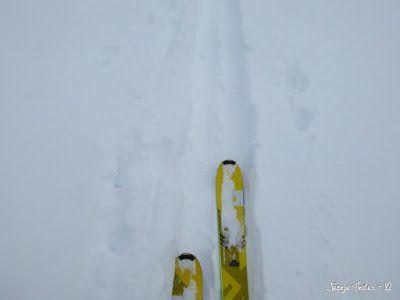 P1180264 - La primera esquiada, La Besurta (Valle de Benasque)