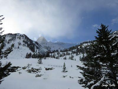 P1180503 - Salida de amigos por La Renclusa. Buena nieve.