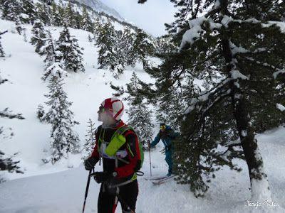 P1180511 - Salida de amigos por La Renclusa. Buena nieve.