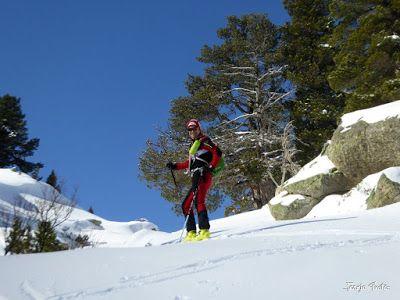 P1180535 - Salida de amigos por La Renclusa. Buena nieve.
