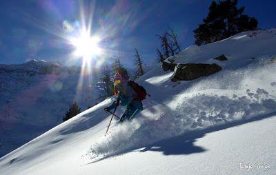 P1180561 - Salida de amigos por La Renclusa. Buena nieve.