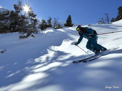 P1180574 - Salida de amigos por La Renclusa. Buena nieve.