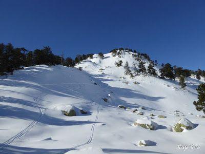 P1180590 - Salida de amigos por La Renclusa. Buena nieve.