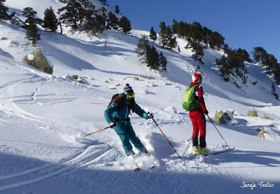 P1180603 - Salida de amigos por La Renclusa. Buena nieve.