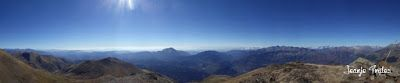 Panorama2 2 - Gallinero tour, 2732 m.