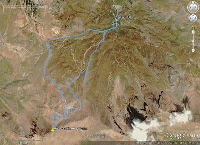 PicoGallinero - Gallinero tour, 2732 m.