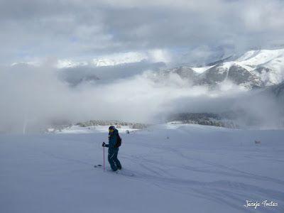P1190143 - Y nos nevó ... a por los gordos. Cerler.