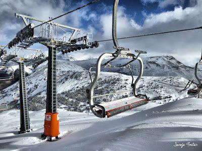 P1190221 fhdr - Cuando nieva en Cerler ... skimo.