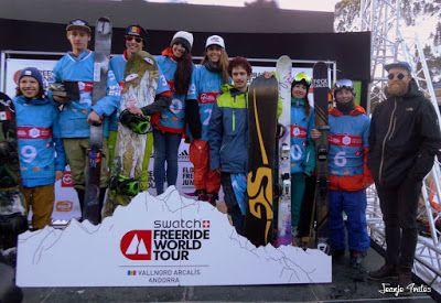 P1200297 - Freeride El Dorado 2016, sueño cumplido.