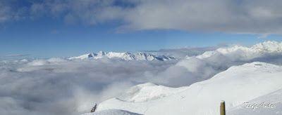 Panorama3 1 - Y nos nevó ... a por los gordos. Cerler.