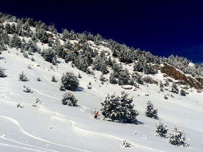 IMG 20160214 WA0016 001 - En Cerler nieve y sol, no en los mapas de la tele.