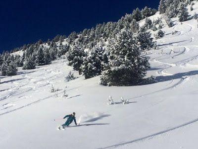 IMG 20160214 WA0018 001 - En Cerler nieve y sol, no en los mapas de la tele.