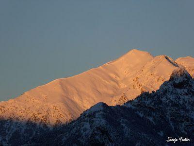 P1200701 - En Cerler nieve y sol, no en los mapas de la tele.