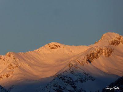 P1200702 - En Cerler nieve y sol, no en los mapas de la tele.