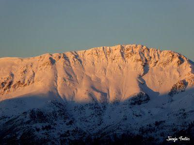 P1200704 - En Cerler nieve y sol, no en los mapas de la tele.