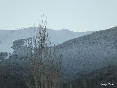 P1200705 - En Cerler nieve y sol, no en los mapas de la tele.