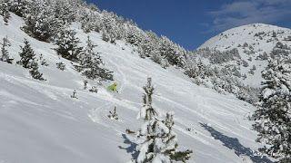 P1200715 - En Cerler nieve y sol, no en los mapas de la tele.