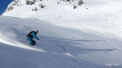 P1200719 001 - En Cerler nieve y sol, no en los mapas de la tele.