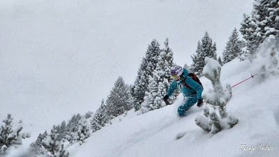 P1200926 013 fhdr - Nieve de verdad en Cerler, Valle de Benasque.