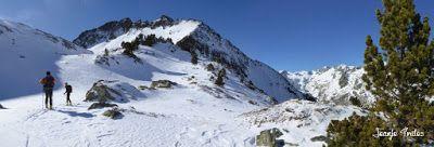 Panorama3 - Visitando el Forau Tancau, Valle de Benasque.