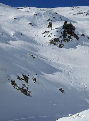 Panorama7 - Día completo, nevando en Cerler.