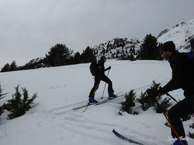 P1210544 - Chía con MasPirineo, es mucha sierra. Valle de Benasque