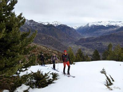 P1210560 - Chía con MasPirineo, es mucha sierra. Valle de Benasque