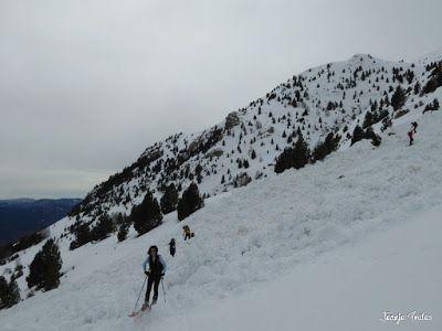 P1210593 - Chía con MasPirineo, es mucha sierra. Valle de Benasque